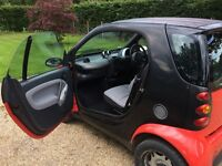 2003 SMART PURE, GREAT CONDITION, ONLY 38750 MILES