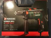 NEW Park side Hammer Drill PSBM 750 A1
