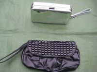 Two Brand New Clutch Hand Bags for Those Special Occasions - YET ONLY 2 for £5.00