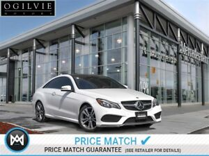 2016 Mercedes-Benz E400 4Matic Navi Panoroof Pre-Safe Brake 360