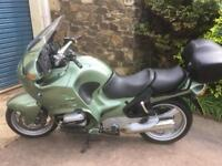 BMW R1100RT lovely condition Recent MOT