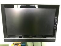 """26"""" GOODMANS LCD TV BUILTIN FREEVIEW HDMI PORTS CAN DELIVER"""