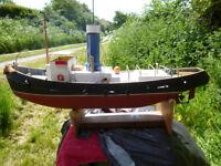 Model boat for sale