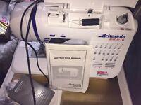 SEWING MACHINE - Britannia Instyle 16 - £100