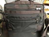 TUMI Alpha messenger bag briefcase shoulder bag
