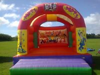 Bouncy Castle Hire Liverpool with 1st Choice Bouncy Castles