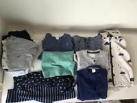 Bundle of clothes age 1.5-2
