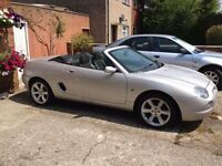 MGF sport. 2001. Petrol 1.8. M o t until May 17. Low milage 57 thousand