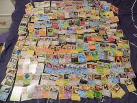 Random job lot of over 230 Pokemon Cards