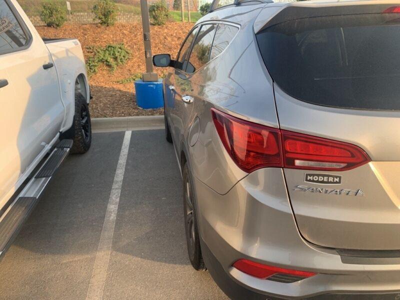 Image 7 Coche Americano usado Hyundai Santa Fe 2017