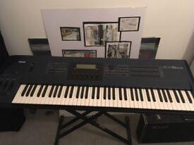 Yamaha EX5 Synthesizer/Workstation/Sampler