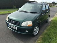 Auto Suzuki IGNIS GL, 1.4, 59K Mileage,full Service history with 10 stamps, good condition