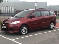 Mazda 5 1.8 2009 ,7 seater, long MOT, 2 Keys , brought from first owner