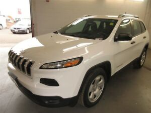 2015 Jeep Cherokee Sport! BLUETOOTH! ONLY 34K! SAVE!