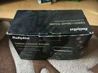 Babyliss - Thermo ceramic rollers