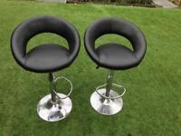 Pair of Kitchen bar stools