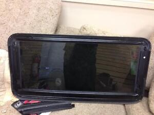2010 Lexus RX 350 glass sunroof