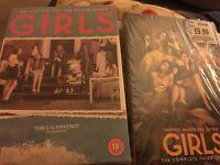 Girls season 1-3