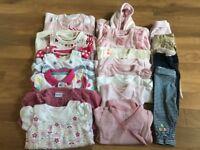 Baby girl 0-3 month clothing bundle, Next , M&S, Miniclub, Monsoon