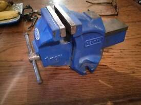 Record engineer's vice 1 ton