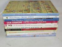 Nice Lot of Mint CROSS STITCH Design Hardback Books