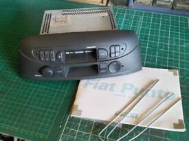 Fiat Punto radio/cassette player - FREE