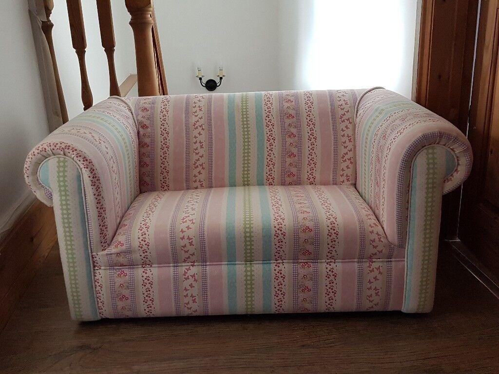 Laura Ashley Kids Small Sofa In Kidwelly Carmarthenshire Gumtree