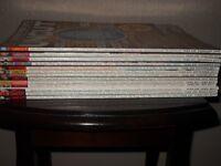 UNCUT Magazines plus CDs x 13