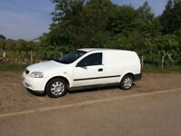 Vauxhall Astra van full years mot ready to go to work