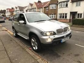 BMW X5 4.4 V8 2004 Good Condition,Low Mileage