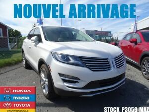 2015 Lincoln MKC *2.3L ECOBOOST*AWD+GPS+CAM+TOITPANO+SIÈGCHAUF//