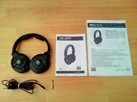 KRK KNS-6400 Professional Studio Headphones, Great Condition + Manual