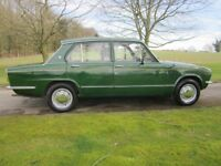 TRIUMPH DOLOMITE 1300 ~ BROOKLANDS GREEN ~ SOLID & ORIGINAL EXAMPLE ~ ENTRY LEVEL CLASSIC!!