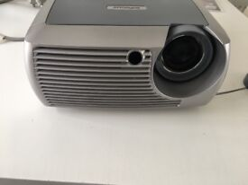 Projector ideal for watching World Cup or movies