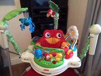 Fisher-Price Rainforest Jumparoo Baby Bouncer