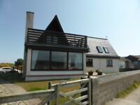 Spacious 5 bedroom, 3 bathroom house overlooking the picturesque Findhorn Bay