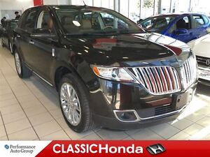 2013 Lincoln MKX AWD NAVIGATION PANO ROOF LIMITED FULLY LOADED