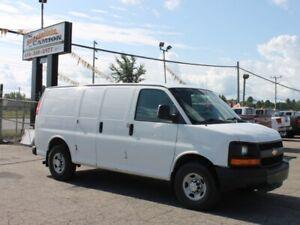 2010 Chevrolet Express 2500 cargo ,garantie 1 an