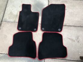 VW POLO GTI CAR MATS