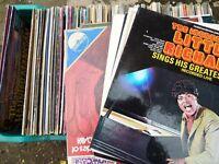 "150 Vinyl Albums 12"" Records Various"