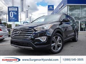 2016 Hyundai Santa Fe XL LIMITED **CPO PROGRAM** FINANCE AS LOW