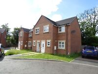 Hylton Castle.Sunderland. 3 Bed Immaculate new build House. Garden.No Bond!DSS Welcome!