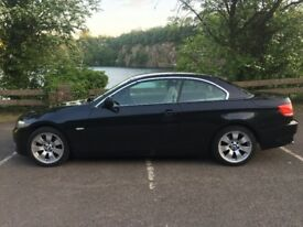 BMW CONVERTIBLE 320 Automatic 2009 HIGHLINE