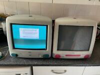 2 old iMacs