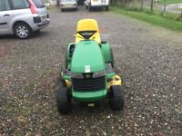 Ride/Sit on Mower in good condition
