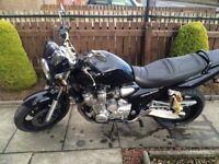 Yamaha xjr 1300cc £1400