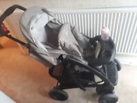 Graco travel system.
