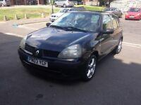 Renault Clio 1.2 5dr