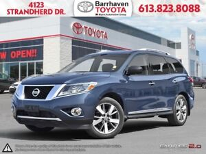 2014 Nissan Pathfinder Platinum - Coming Soon!