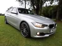 BMW 320D EFFICIENTDYNAMICS*£20TAX*FINANCE AVAILABLE*